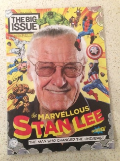 Jan 13th - I bought the Big Issue!